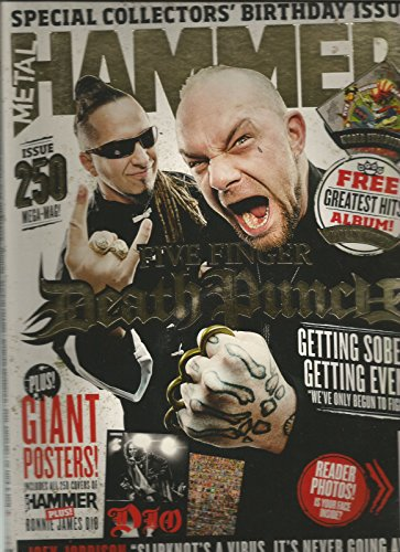 METAL HAMMER MAGAZINE NOV 2013 SPECIAL COLLECTOR