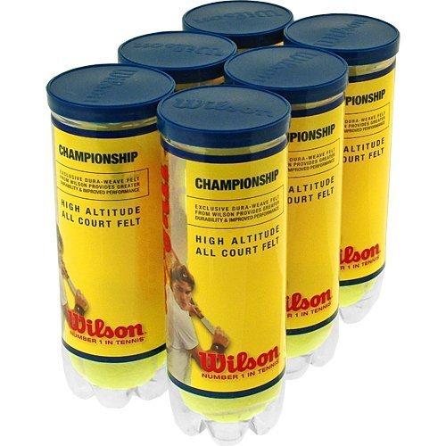Wilson Sporting Goods Championship High Altitude Tennis
