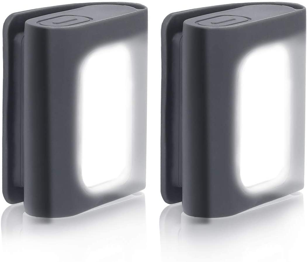 LED Backpack Reflective Strip Reflector Light for Night Walking Running Jogging