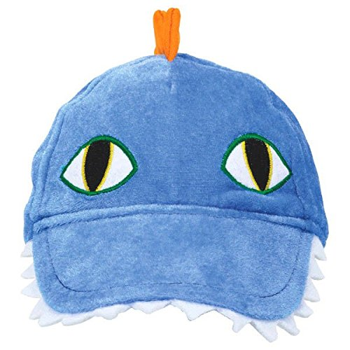 Dinosaur Deluxe Fabric Hat, Party Favor ()