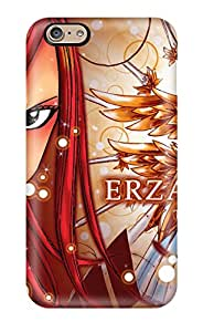 Excellent Design Erza Scarlet Case Cover For Iphone 6