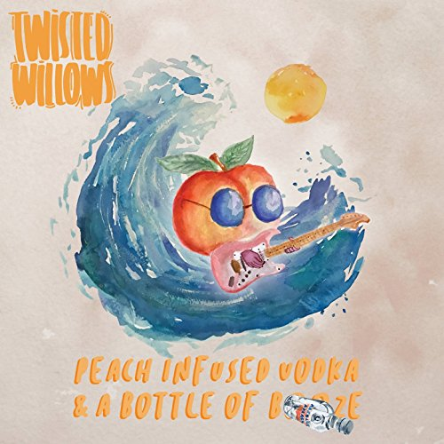 Peach Infused Vodka & A Bottle Of Booze [Explicit]