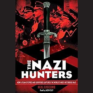 The Nazi Hunters Audiobook