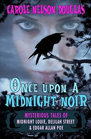 book cover of Once Upon a Midnight Noir