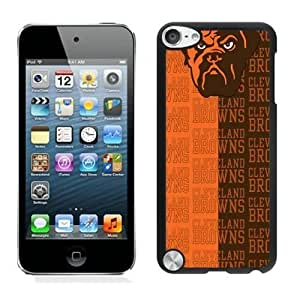 NFL Cleveland Browns iPod Touch 5 Case YMH90180 NFL Design Personalized Phone Case Cover