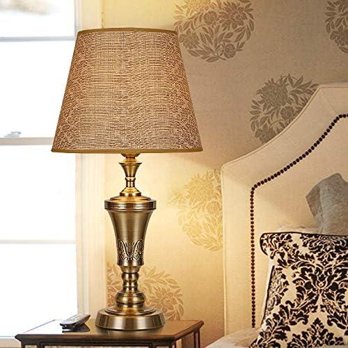 Iluminación de interior Lámparas mesilla de noche Lámpara de mesa minimalista moderna, para el salón, mesita para el sofá, oficina: Amazon.es: Iluminación