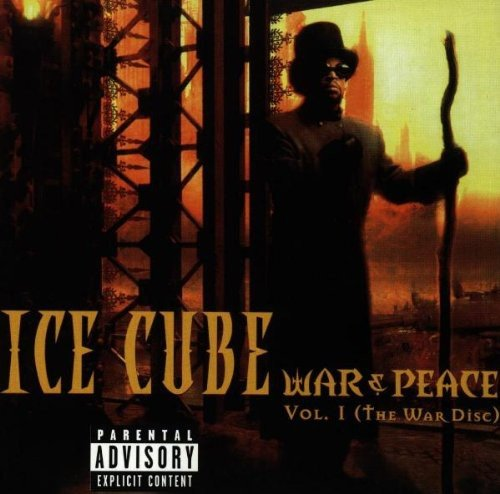 Vol. 1-War & Peace (Ice Cube War & Peace Vol 2)