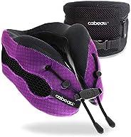 Cabeau Evolution Cool Neck Support Pillow - Gamer Pillow for Enhanced Gameplay - Neck Pillow for Traveling - A