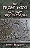 img - for The Prose Edda: Tales from Norse Mythology (Dover Value Editions) book / textbook / text book