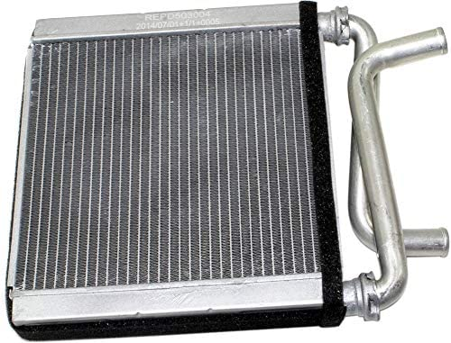 Core Size 0.62 in Inlet Size 0.62 in. Heater Core Compatible with VOLVO 760 1983-1990//960 1992-1997 9.5 x 7.12 x 2 in