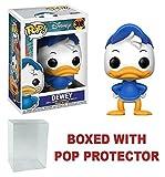 Duck Tales Dewey Disney Funko Pop! Vinyl Figure + Pop Protector