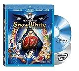 Snow White and the Seven Dwarfs (Three-Disc Diamond Edition Blu-ray/DVD Combo + BD Live w/ Blu-ray packaging) (Blu-ray)