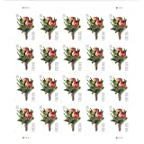 Celebration Boutonniere USPS Forever Stamps Sheet of 20 - New Stamp Issued 2017