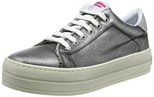 Fornarina Sneaker 5r0 Nero Donna Maxi black pfwpqS6T