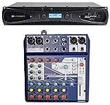 Best Crown Dj Amps - Crown Pro XLS2502 XLS 2502 2400w DJ/PA Power Review