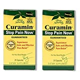 Terry Naturally/Europharma Curamin -21 Capsules Travel Size -2 Pack