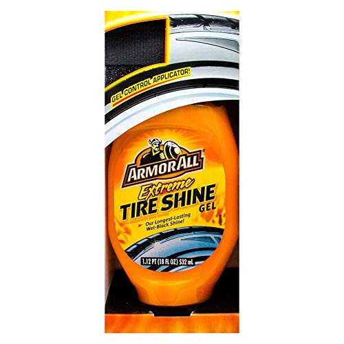 (Armor All Extreme Tire Shine Gel (18 fluid ounces), 9938)