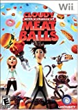 Cloudy with a Chance of Meatballs - Nintendo Wii