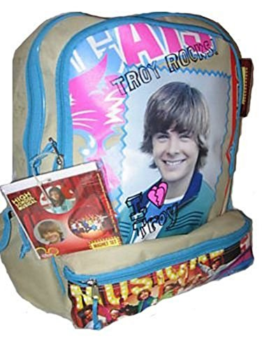 Disney High School Musical Backpack Large 16
