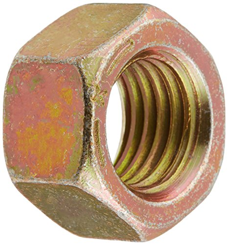 Hard-to-Find Fastener 014973262013 Grade 8 Coarse Hex Nuts, 1-8-Inch
