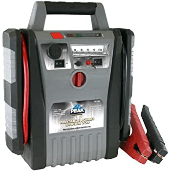 Amazon.com: Peak PKC0AN 700 Amp Jump Starter: Automotive