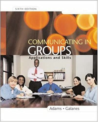 PART TWO: Foundations of Small Group Communicating
