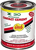 LEECH PRODUCTS X30-78-6 X-30 Professional Contact Cement