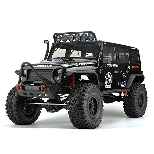 6WDリモートコントロールトラックrcは、1/10、rcオフロード車車、登る車を、少年、サイズと交換する:67x31x31cm