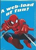 Marvel Ultimate Spider-man Invitations