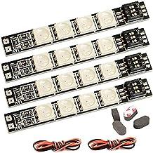 4 PCS RGB ARM LED Light 16V( MATEKSYSTEM ) + 4PCS Sponge Landing Pad