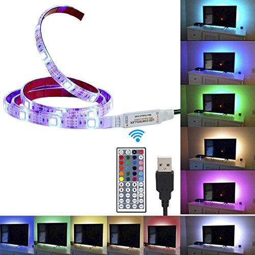 Led Multi Color Flat Rope Light - 7