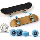 UNAKIM--Complete Wooden Fingerboard Finger Skate