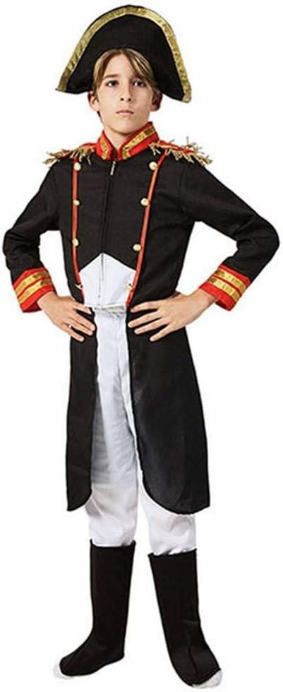 GUAN - Disfraz de Pirata para niños, para Cosplay, Fiestas ...