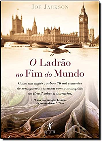 Ladrao No Fim do Mundo (Em Portugues do Brasil): Joe Jackson: 9788539002740: Amazon.com: Books