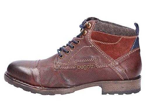 Bugatti Herren 321343303200 Klassische Stiefel Rot