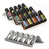 Simply Shelf Essential Oils Storage - 3pc Starter Set - Holds 15 Oil Bottles (5mL-15mL) Expandable...
