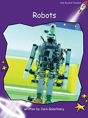 Download Robots: Fluency (Red Rocket Readers) pdf