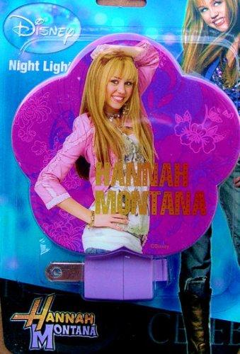 Montana Night Light - Disney Hannah Montana Night Light