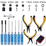 Hobbypark 11 in 1 Professional Multi RC Tools Kits