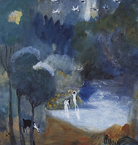 Fairy Lake : Martiros Saryan : circa 1905 Fine Art, used for sale  Delivered anywhere in USA