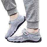 Gyoume Women Outdoor Sports Shoes Lightweight Shoes Casual Shoes Mesh Shoes Walking Shoes