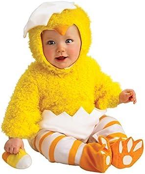Rubies s it885195 – 18/24 – Disfraz para niños Pollito Super Baby ...