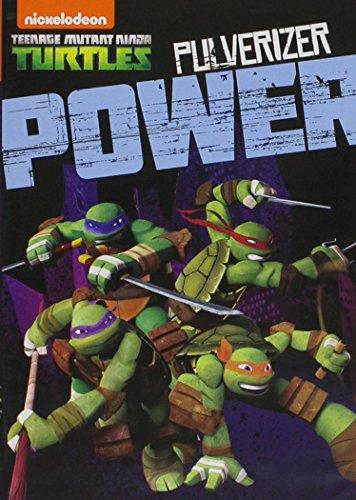Top ninja turtles van dvd
