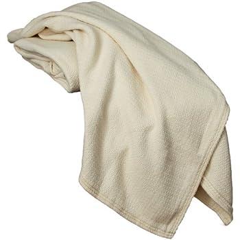 Organic Cotton Blanket King - Thermal Crepe Weave