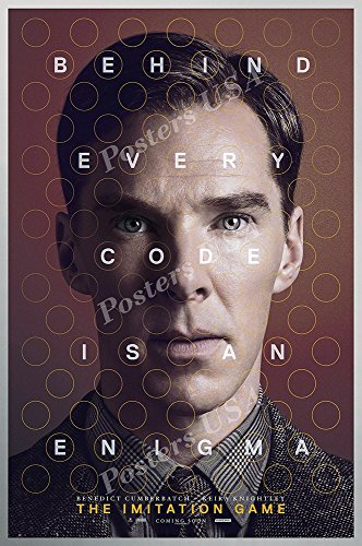 Posters USA - Imitation Game Movie Poster GLOSSY FINISH - MOV176 (16