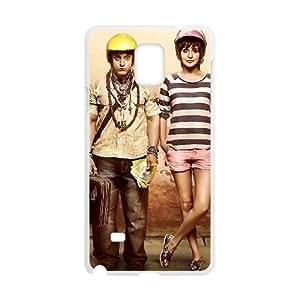 anushka sharma aamir khan pk movie Samsung Galaxy Note 4 Cell Phone Case Whiteten-088040