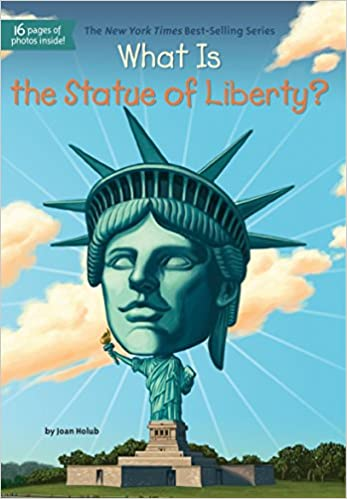 amazon what is the statue of liberty what was joan holub