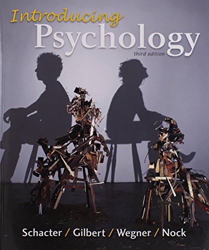 Introducing Psychology 3e & LaunchPad for Schacter's Introducing Psychology 3e (Six Month Access) -  Daniel L. Schacter, 3rd Edition, Paperback