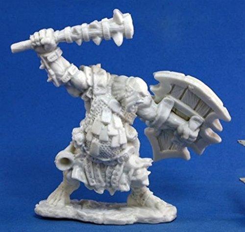 Kagunk, Ogre Chieftain (1) Miniature