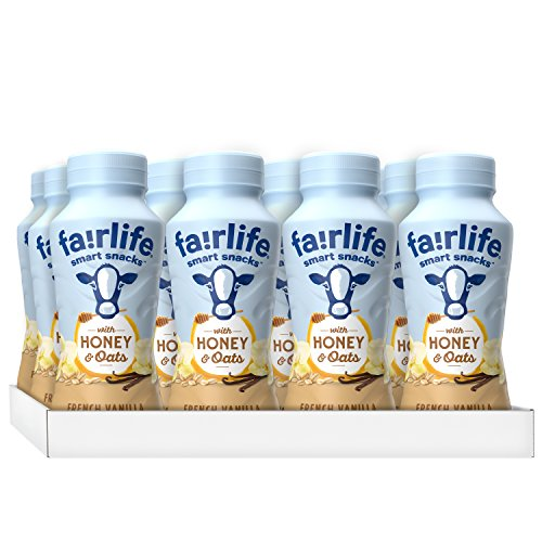 fairlife smart snacks, French Vanilla, 8 Fluid Ounce (Pack of 12) Review